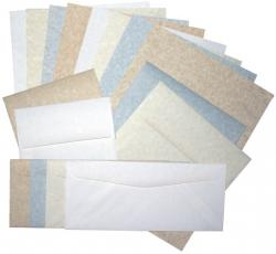 French Parchtone - Paper and Envelopes - **SAMPLER PACK**