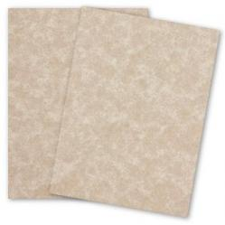 French Parchtone - CAMEL - 8.5 x 11 Parchment Paper - 24/60lb Text - 5000 PK