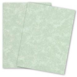 French Parchtone - SAGE - 8.5 x 11 Parchment Paper - 24/60lb Text - 5000 PK