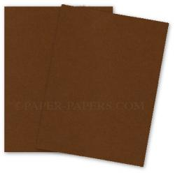 SPECKLETONE Brown - 8.5X11 Paper - 28/70lb Text (104gsm) - 50 PK