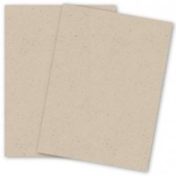 French Paper - SPECKLETONE - Natural - 8.5 x 11 Paper - 28/70lb TEXT - 4000 PK