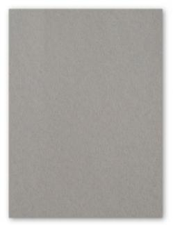 100% Pure Cotton Letterpress Smoke Gray 111C/20Pt/300gsm 26X40 (660X1016) - 100 PK