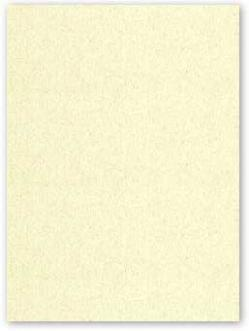 Neenah CLASSIC CREST 8.5 x 11 Cardstock Paper - Millstone - 80lb Cover - 250 PK