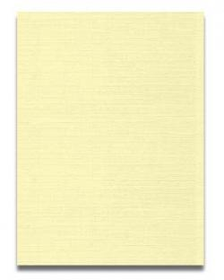 Neenah CLASSIC LINEN 8.5 x 11 Paper - Baronial Ivory - 24lb Writing - 500 PK