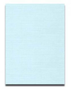 Neenah CLASSIC LINEN 8.5 x 11 Paper - Haviland Blue - 24lb Writing - 500 PK