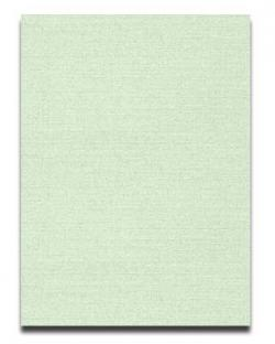 Neenah CLASSIC LINEN 8.5 x 11 Paper - Sage Green - 24lb Writing - 500 PK