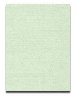 Neenah CLASSIC LINEN 8.5 x 11 Paper - Sage Green - 24lb Writing - 500 PK