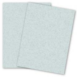 Royal Sundance Fiber - 8.5 x 11 Cardstock Paper - ICE BLUE - 80lb Cover - 250 PK