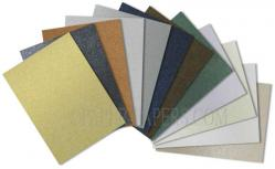 SHINE - Shimmer Metallic Paper - 8.5 x 11 - 80lb Text (118gsm) - 25 PK