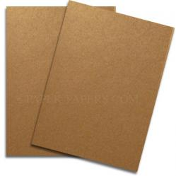 Shine COPPER - Shimmer Metallic - 8.5 x 11 - Text Paper - 25 PK
