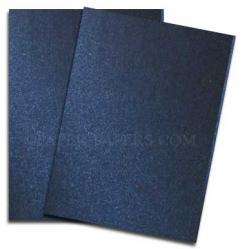 Shine MIDNIGHT - Shimmer Metallic Paper - 8.5 x 11 - 80lb Text (118gsm) - 25 PK