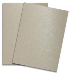Shine SAND - Shimmer Metallic - 8.5 x 11 - Text Paper - 25 PK