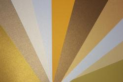 FAVORITE PAPERS - Gold - 8.5 x 11 - --SAMPLER PACK--
