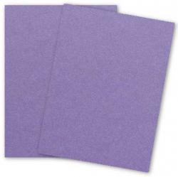 Stardream Metallic - 8.5 x 11 - Cardstock Paper - 105lb Cover - AMETHYST - 25 PK