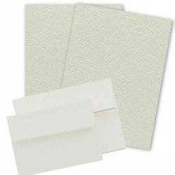 Canaletto Grana Grossa - Bianco - 20% Cotton - 8.5 x 11 - SAMPLER PACK