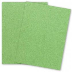 Stardream Metallic - 8.5 x 11 - Cardstock Paper - 105lb Cover - FAIRWAY - 25 PK