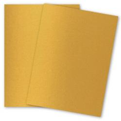 Stardream Metallic - 28.3 x 40.2 Full Size Paper - FINE GOLD - 105lb Cover - 100 PK