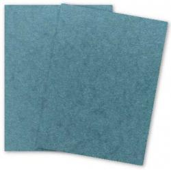 [Clearance] Metallic - 8.5 x 11 - Text Weight Paper - MALACHITE - 25 PK