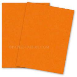 Neenah (Wausau) Astrobrights 8.5 x 11 Paper - COSMIC ORANGE - 60lb Text - 500 PK