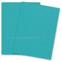 Astrobrights 8.5 x 11 Card Stock - TERRESTRIAL TEAL - 65lb Cover - 250 PK