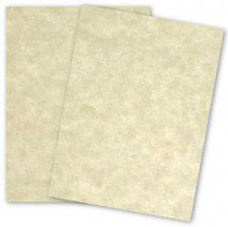 Wausau Astroparche - AGED - 8.5 x 11 Parchment Paper - 60lb Text - 500 PK