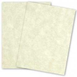 Wausau Astroparche - NATURAL - 8.5 x 11 Parchment Paper - 60lb Text - 500 PK