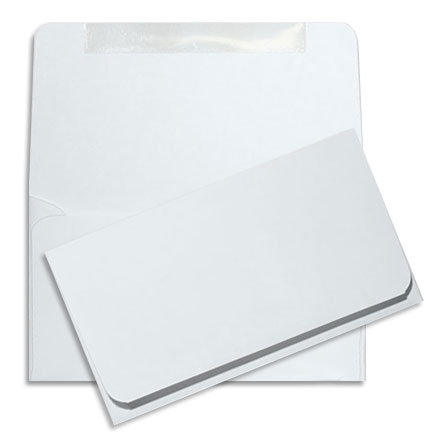 6-1/4 Remittance Envelopes - 24lb WHITE WOVE - (3.5 x 6) - 3000 box