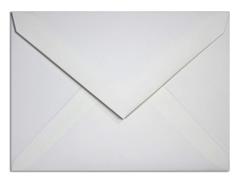 Mohawk Superfine Smooth Ultrawhite - (4 Bar) A1 Envelopes - 250 PK