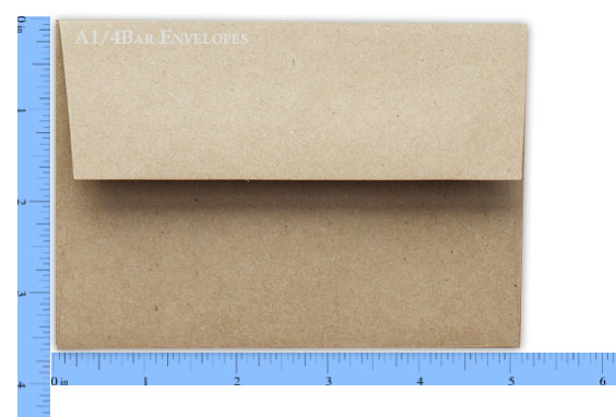 A1 / 4-BAR Envelopes - Paper-Papers Blog