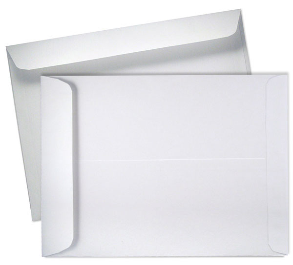 Booklet and Catalog Envelopes